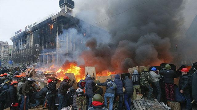Розстріли на Майдані: екс-беркутівця Маринченка відпустили під домашній арешт