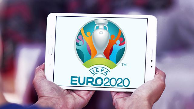 Евро 2020 логотип