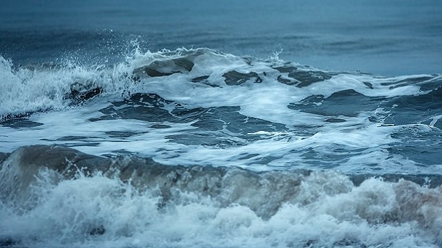 Мощный подводный взрыв зафиксирован в Южно-Китайском море