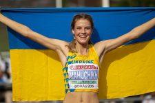 Українка Ярослава Магучіх визнана найкращою молодою легкоатлеткою світу 2019 року
