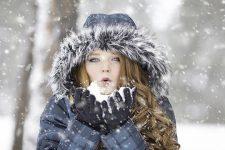 СМС-привітання з першим днем зими