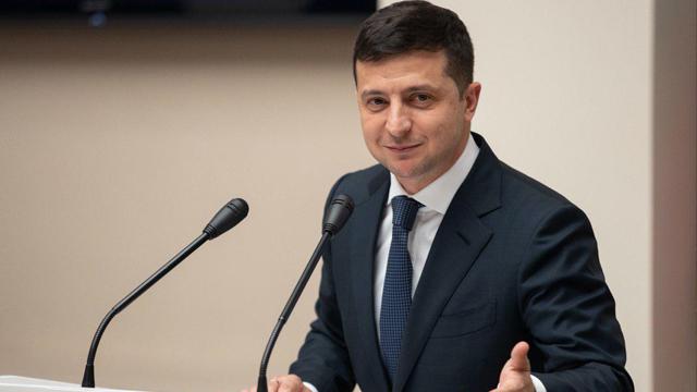 Зеленский внес в Раду законопроект о тяжких коррупционных преступлениях