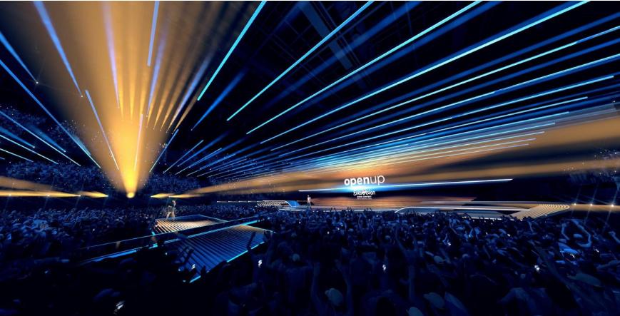 Сцена Евровидение 2020