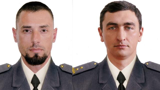 Названы имена погибших на Донбассе спецназовцев