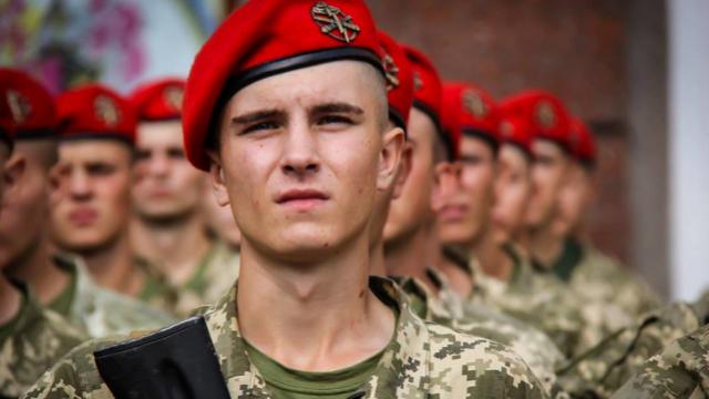 День Збройних сил України – привітання у картинках