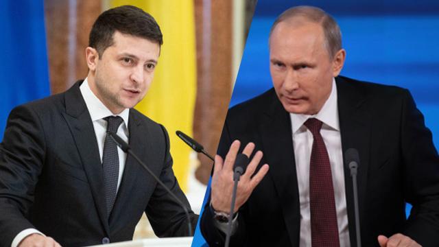 Разговор Зеленского с Путиным: в Кремле рассказали детали