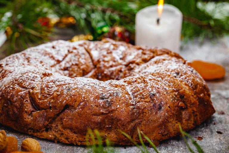 Різдвяний пиріг