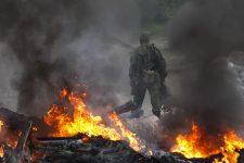 На Донбасі затриманий військовий, який побив і підпалив товариша по службі