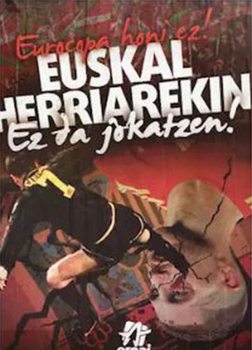 В Испании баскские сепаратисты протестуют против Евро-2020