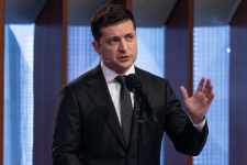 Зеленський запросив Швецію долучитися до розслідування авіакатастрофи в Ірані