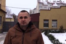 Мрія всього життя: Сенцов зустрічає Новий рік у Карпатах