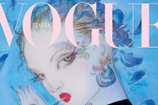 Ради сохранения окружающей среды: итальянский Vogue отказался от фотосессий в январе