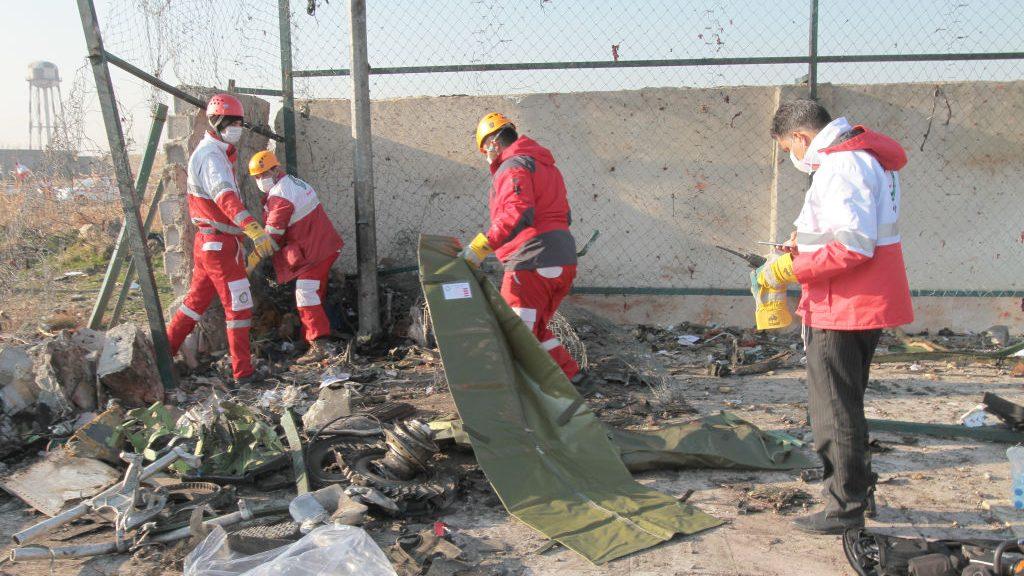 Авіакатастрофа Boeing 737 МАУ в Ірані