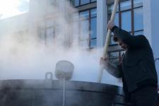 Майже 1,5 тонни баноша: в Україні встановили гастрономічний рекорд