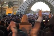 Протести у Тегерані: в місті посилили наряди поліції