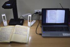 Українські винахідники розробили швидкий спосіб оцифрування історичних документів