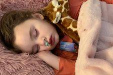 В США девочка ослепла из-за осложнений от гриппа