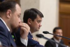 Рада рассмотрит отчет Кабмина и заслушает Скалецкую 21 февраля – Разумков