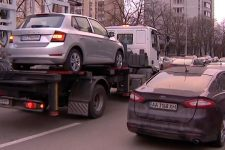 У Києві з'явилися нові евакуатори: як працюють та штрафи за порушення
