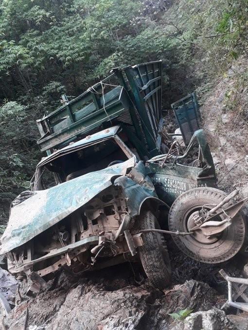 В Мексике нашли грузовик с 10 трупами музыкантов