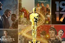 От 1917 до Кролика Джоджо: главные номинанты на премию Оскар 2020