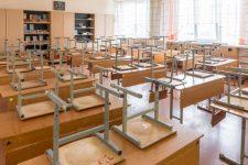 Все школы Винницы и двух районов Львовщины закрыли на карантин
