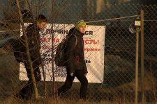 На скандальной застройке в Киеве произошла драка – четверо пострадавших