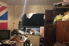 Вибух у квартирі в Дніпрі: постраждали двоє людей