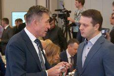 Не сходьте зі шляху реформ – екс-глава НАТО дав пораду Україні в Давосі