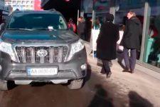 Українця оштрафували на €150 за неправильне паркування у Давосі