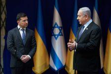 Холокост в Украине: Зеленский в Израиле вспомнил историю своей семьи