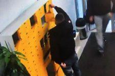 В Киеве задержали воров, грабивших камеры хранения посетителей спортклуба