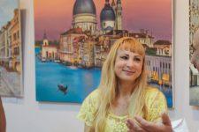 Все буде добре. У Києві відкрили виставку художниці Наталі Мкртчян