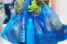 У Литві штрафуватимуть за поліетиленові пакети в магазинах