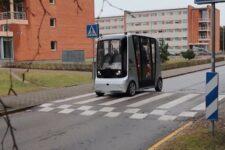 Маршрутки будущего: как работает беспилотный автобус в Таллинне