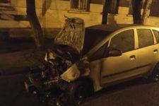 Прокуратура установила вероятного заказчика поджога авто львовской журналистки