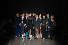 Ukrainian Fashion Week 2020/21: ведучі ICTV вийшли на подіум