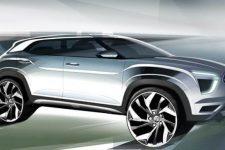 Hyundai показал индийскую версию Creta