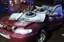 На Харківщині зіткнулися ВАЗ і Lanos – п'ятеро загиблих