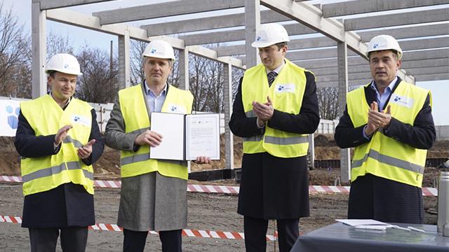 Развитие индустриального парка Белая Церковь очень важно для Киевщины - Чернышов