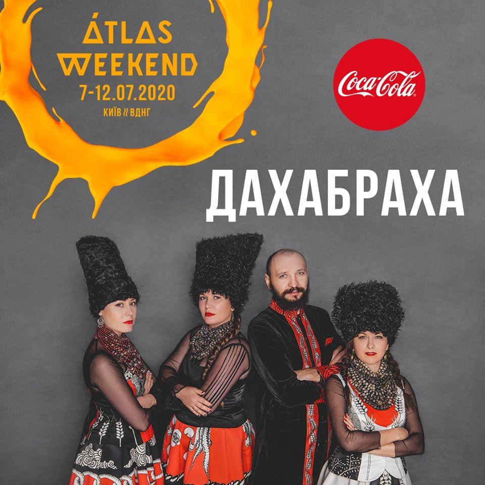 Atlas Weekend 2020: участники фестиваля