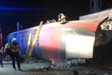 В Італії швидкісний потяг Frecciarossa зійшов з рейок – є жертви
