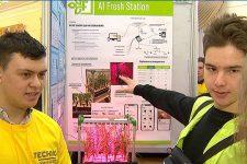 Эко-Техно Украина 2020. Чем удивили на научной выставке украинские школьники
