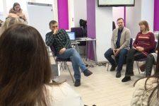 Як вести онлайн-проекти і організовувати людей – Школа районного адміна у Дніпрі