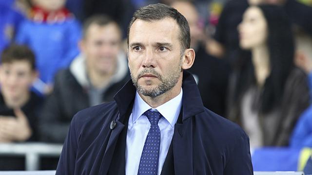 Шевченко йде з посади головного тренера збірної України