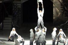 Акробатика и фигурное катание: что покажет Цирк дю Солей в Киеве