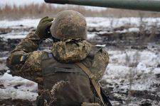 Найманці Росії 22 рази обстріляли позиції ЗСУ