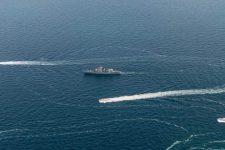 [:ua]Росія затримала судно з українцями в Азовському морі[:ru]Россия задержала судно с украинцами в Азовском море[:]