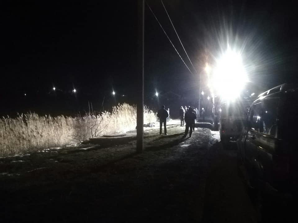 У Лозовій троє школярів провалилися під лід