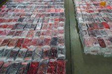 З Коста-Рики до Роттердаму хотіли відправити рекордну партію кокаїну – 5 тонн